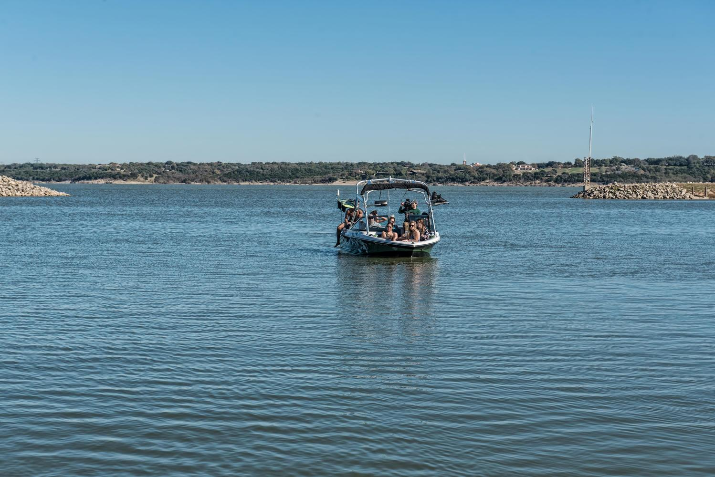 Lake Waco Park in Waco, Texas - RV PARK